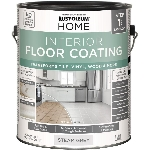 Couche de base pour revêtement de plancher intérieur, gris vapeur, 3,78 L